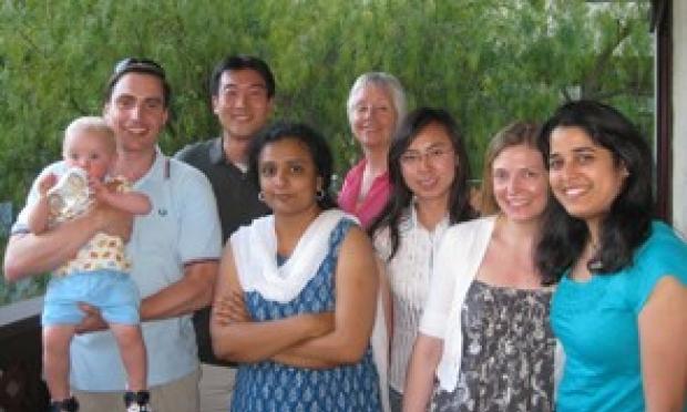 Willmann Lab 2011
